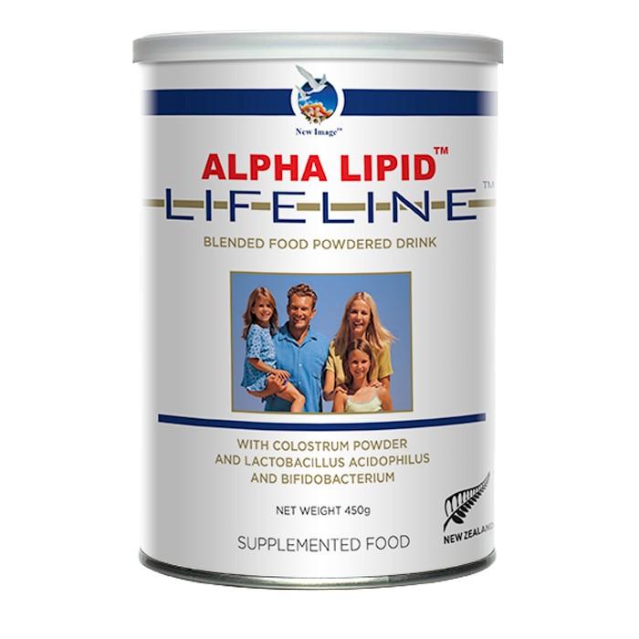 Kết quả hình ảnh cho Sữa non Alpha Lipid Lifeline